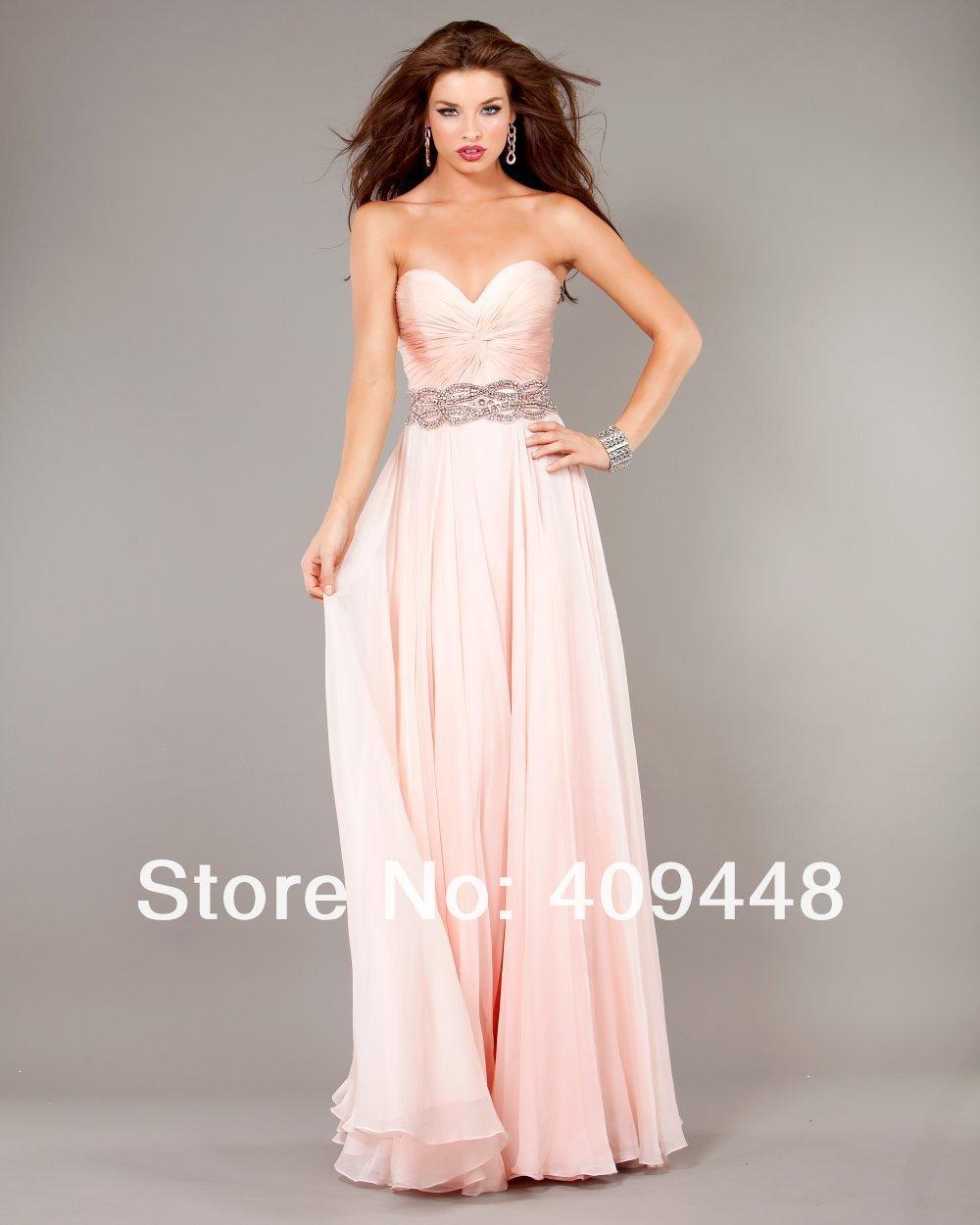 liebsten perlen rosa langes kleid kleid jv kleider 4 in. Black Bedroom Furniture Sets. Home Design Ideas