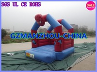 Надувной батут High efficiency, safety SIZE:11.5'L-10'W-10'H +BLOWER Inflatable trampoline Spider-man, superman, iron man