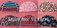 Free Shipping (50pcs/lot) Top Quality Adult Swimming Caps, Lycra Colorful Fashion Diving Caps