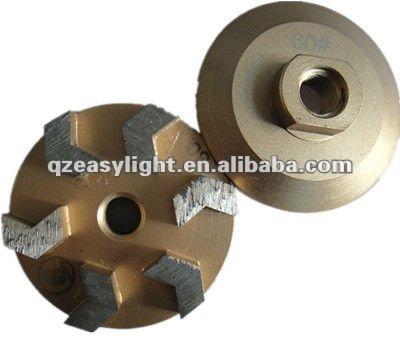Concrete floor grinder