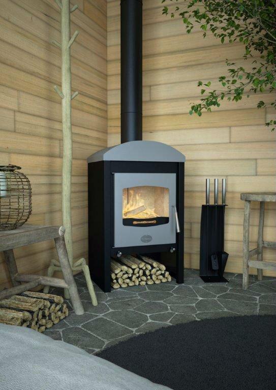 Wood stove STAVANGER