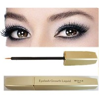 Promotion Free Shipping 10ML(5ML x 2) Eyelash Growth Liquid  Thicker Longer Slender 7 Days Have Effect  Make Up