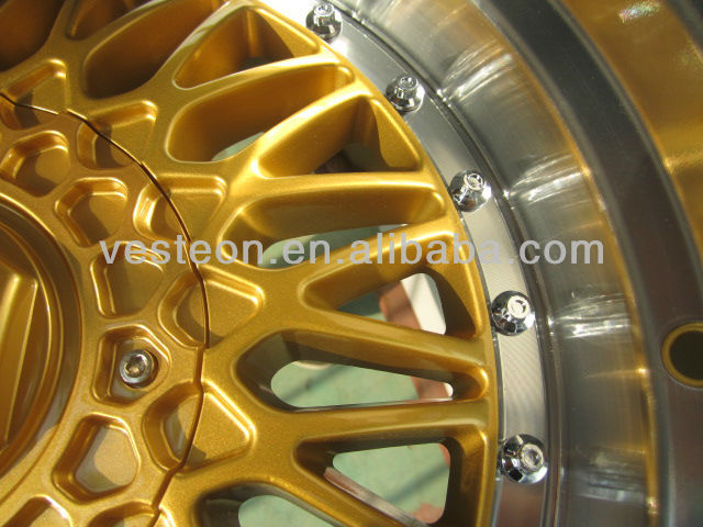 aluminium replica wheels for car
