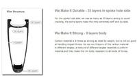 Велосипедное колесо Full carbon bicycle wheelset carbon ZIPP road bike wheelset 700C 404+spokes+hubs