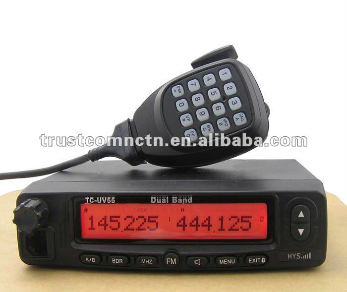 TC-vu55 Mobile car radio-2