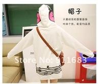 Женские толстовки и Кофты Womens Long Sleeve Hoody Dress /ladies' hoodie