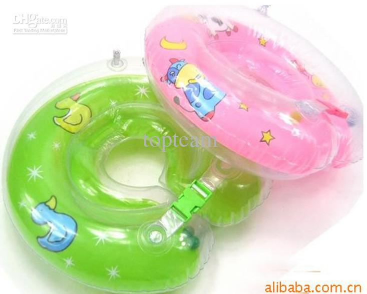 EMS Free shipping to AUS wholesale Baby Swimming neck trainer Ring 12pcs/lot DAIYU02