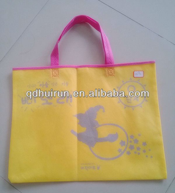 Waterproof lamination PP nonwoven pack bag