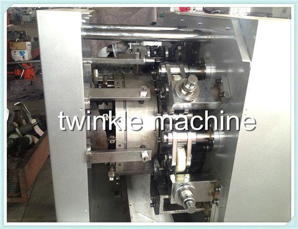 TKB-500 FLAT LOLLIPOP WRAPPING MACHINE