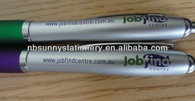 2014 Customized logo Promotional pen,ball pen