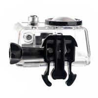 Аксессуары и Запчасти для фотокамер Underwater Waterproof Housing Case For Gopro Hero Camera 2 ST-32