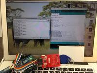 Электронные компоненты UNO R3 Starter KIT RFID LCD 1602 arduino KIT