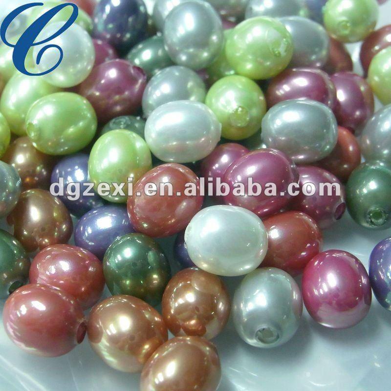 egg shape pearl
