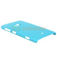 новые премиум оснастки на жестких пластиковых обратно случае телефона защитная крышка кожи для nokia lumia 625 + бесплатно/drop Доставка