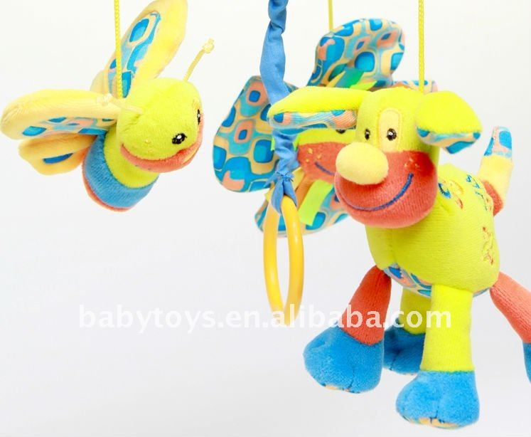 discovery musical crib mobile toys for infant,baby musical hanging toys