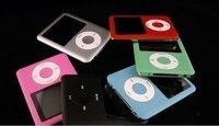 "100% NEW STYLE 8GB 1.8"" 3TH FM MP3 MP4 PLAYER"