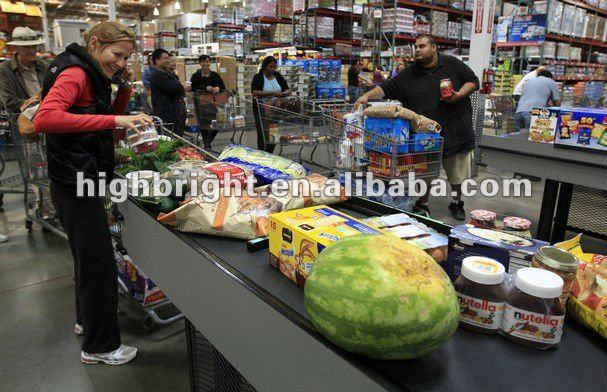 supermarket cashier machine