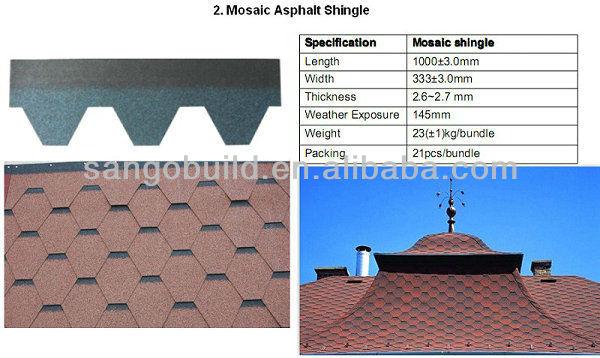 SGB 30-50 Years Laminated Asphalt Roof