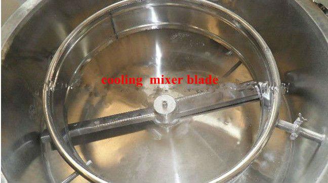 SRL series plastic high speed mixer
