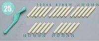 free shipping 1pack =25 pcs ,Whiten Whitening Teeth Dental Peeling Stick & Erase,Cleaning Teeth tools ,10 packs / lot ,box pack