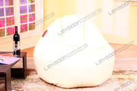 Офисный стул leather chairs cover 100CM diameter leather sofa cover PU leather zebra bean bags covers