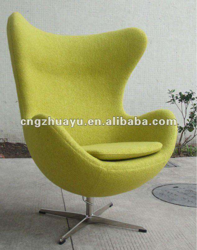 Fritz Hansen Arne Jacobsen Egg Chair Wohnzimmer Sessel Produkt Id 276675818