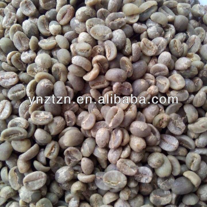 coffee bean in Arabica coffee beans