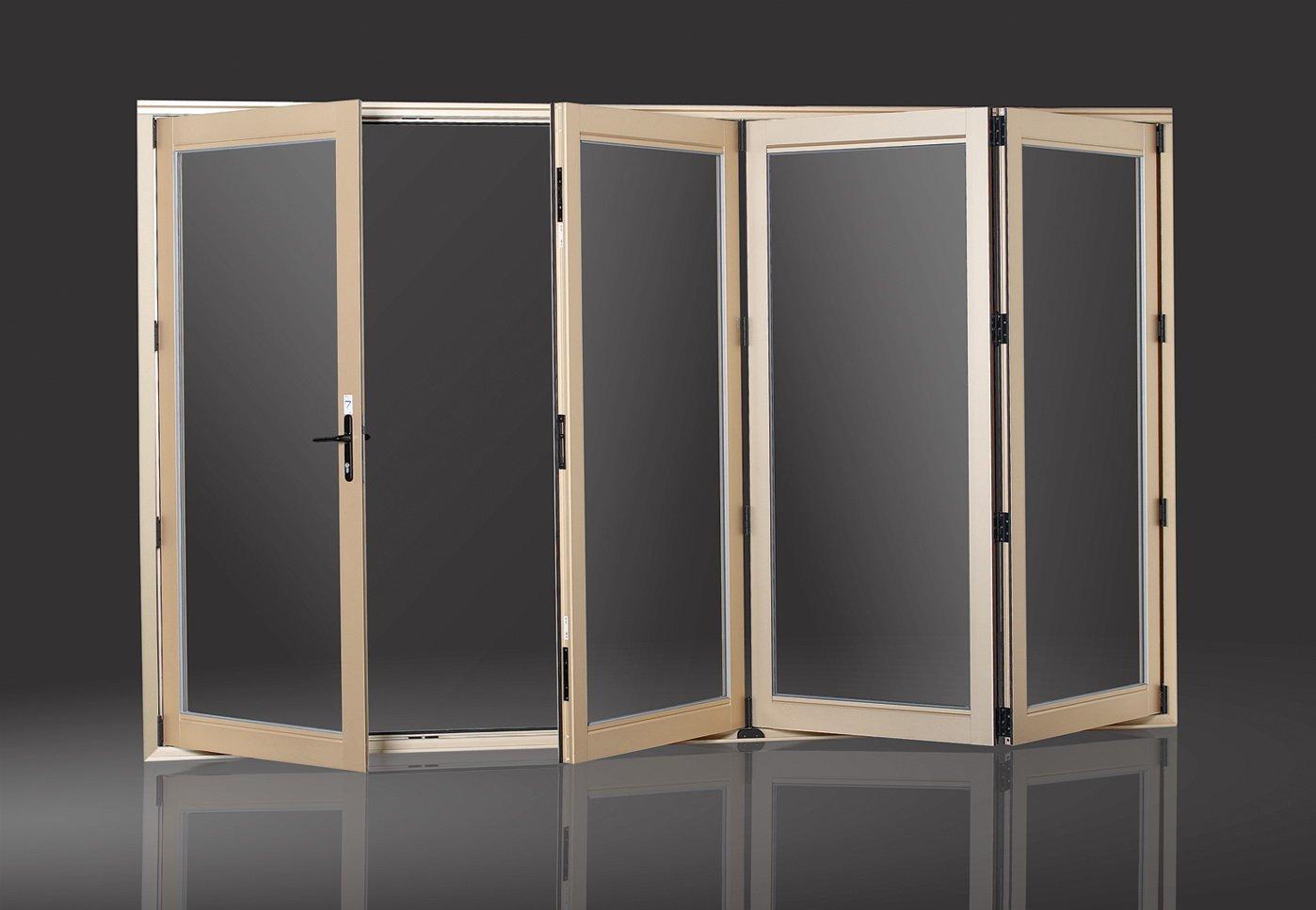 967 #846847  Doors Temper Glass Veranda Bifold Doors Wood Clad Aluminum Glass wallpaper Wood Clad Doors 47551398