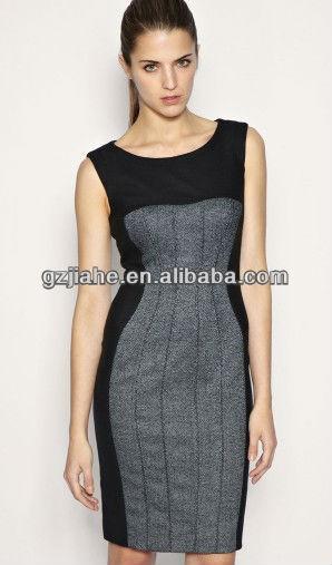 2014 hot selling fashion guangzhou clothing fashion dresses