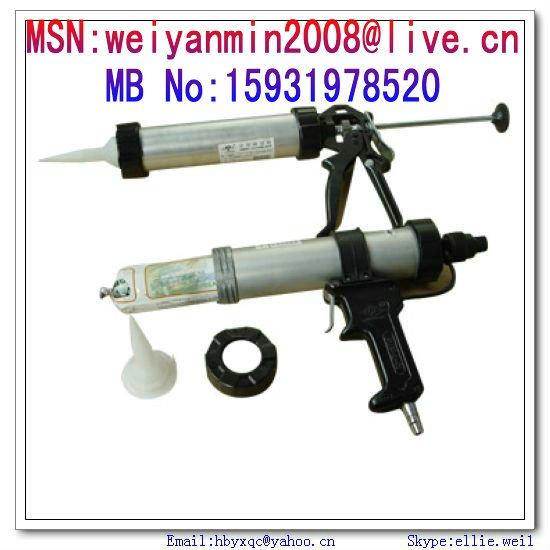 fast curing windshield Polyurethane Sealant310ml aluminum tube