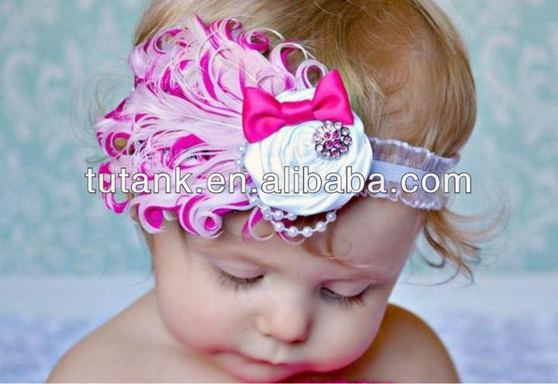 Infant Stretch Headband