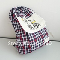 2012 New design Korean style export to Japan quality leisure bags canvas bags backpack back pack