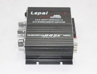 Freeshipping@LePai Computer Amplifier LP-V3 Hi-Fi Enthusiast of high-quality TDA8566 Chip V3 AMP Car Amplifier