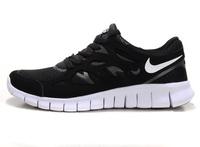Мужская обувь Free Run +2 men's sport running shoes, Dropshipping HKpost