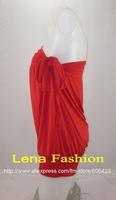 New arrival sexy Stretch Dress, fashion ladies' evening dresses, Underwear Unused,One size Red FREE SHIPPING 034