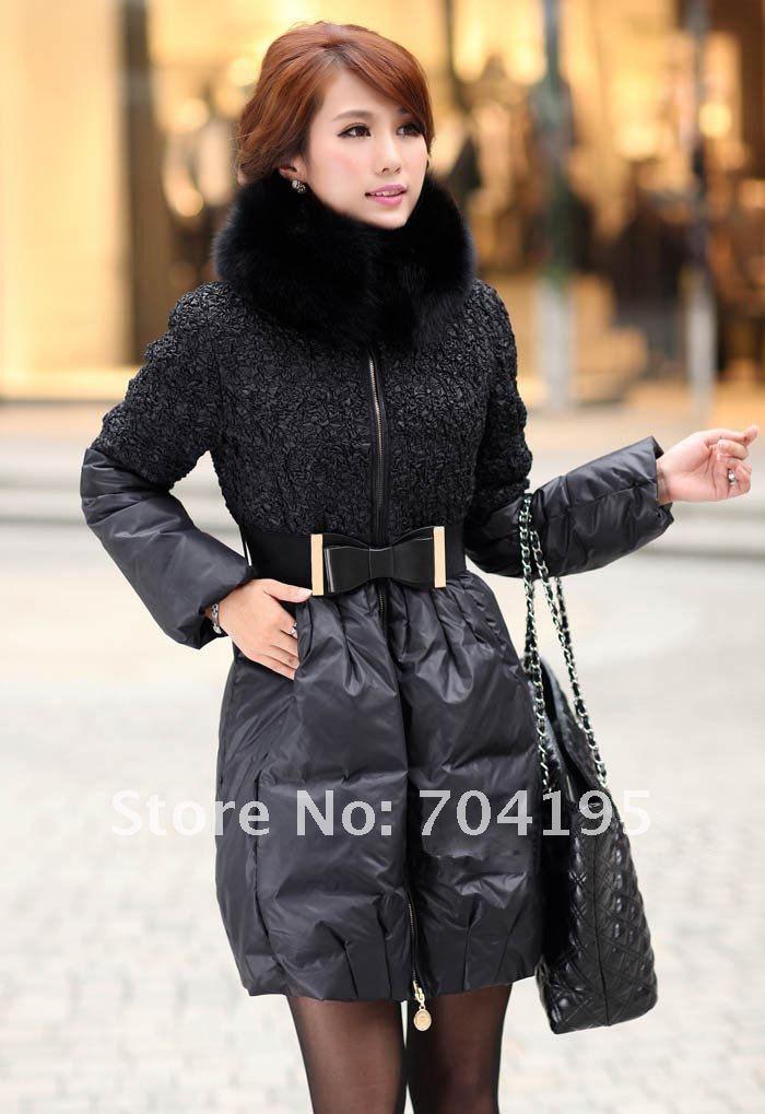Купить Куртку Зимнюю Приталенную Женскую