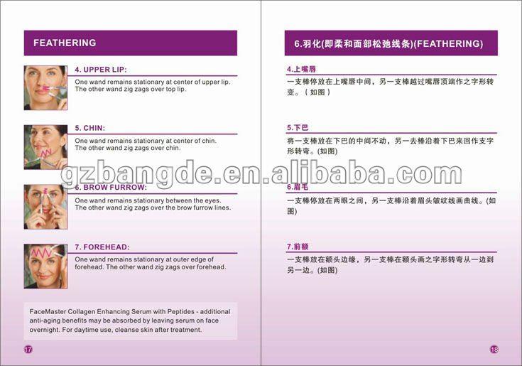 Hotsale USA Facemaster Facial Toning System BD-L030
