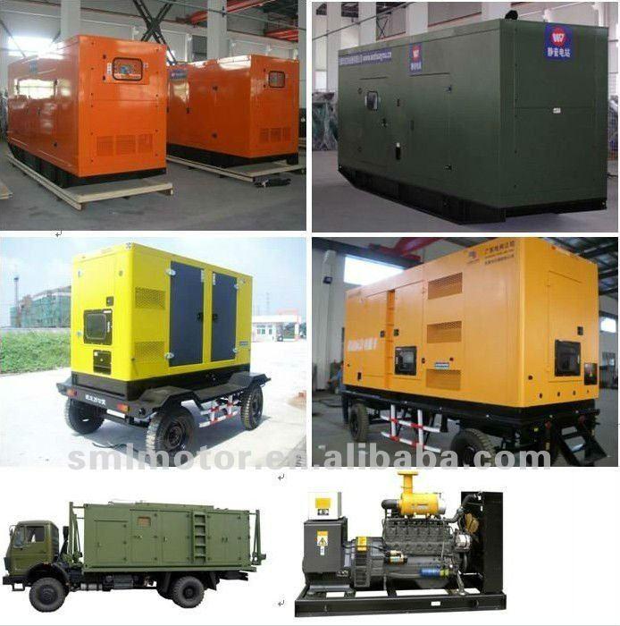 75KW Deutz electricity generator diesel