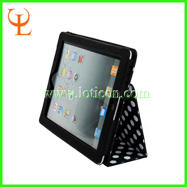 Polka Dot For iPad 2 Case