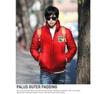 Мужской пуховик men's jacket caot, Korean fashion coat for men Cotton clothes, men's Down Parkas, you worth have it