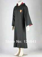 Harry potter magic robe Anime Cosplay Costume /Adult //Halloween