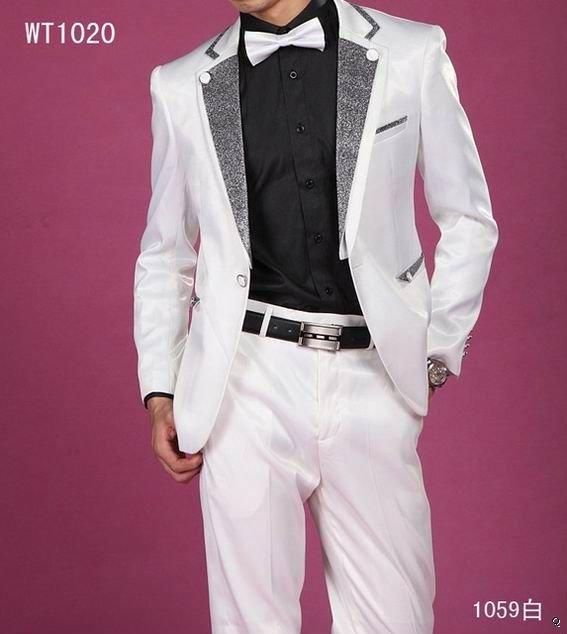 latest fashion men wedding tuxedo suits