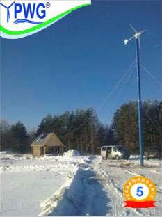 600W low wind power generator E