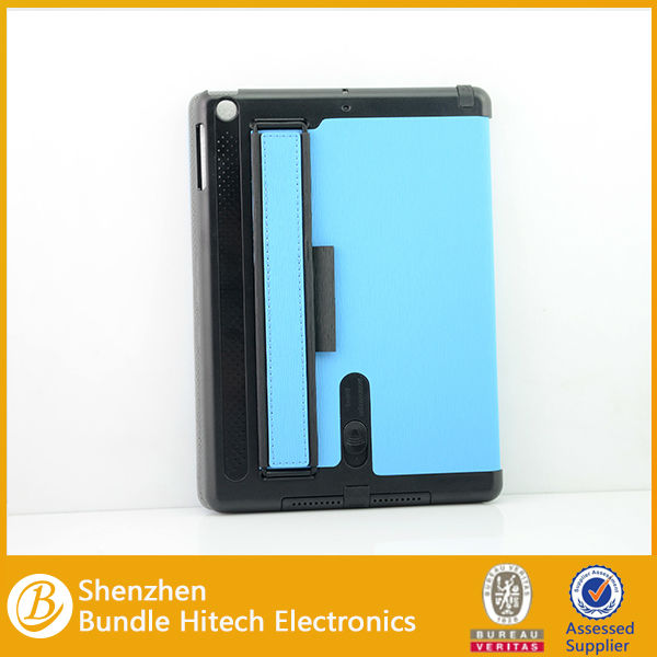 Genuine Leather Smart Case For iPad Air Cover Multiple Color