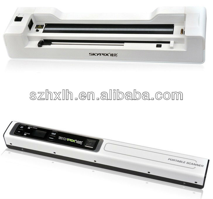 2013 Hot Sale Original Skypix Document Scanner Auto Feeding TSN 450