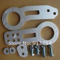 Фаркоп для авто BENEN aluminum rear tow hook silver