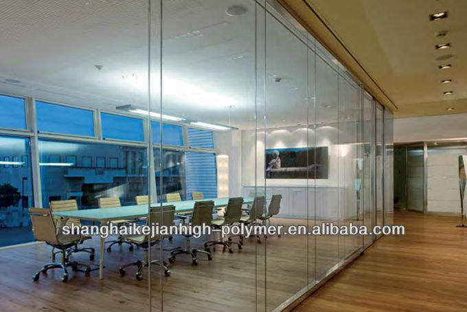 bonding for outdoor glass room