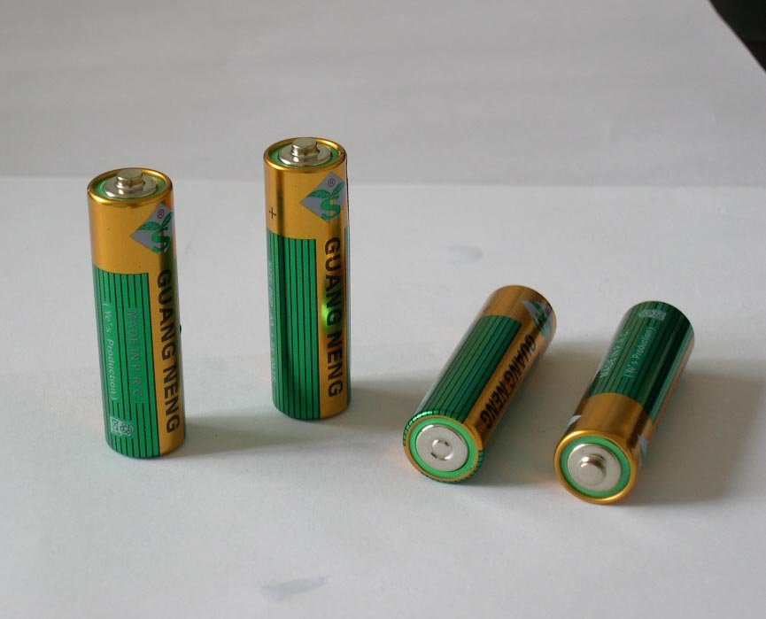 SUPER POWER R03 um4 AAA 1.5v dry battery