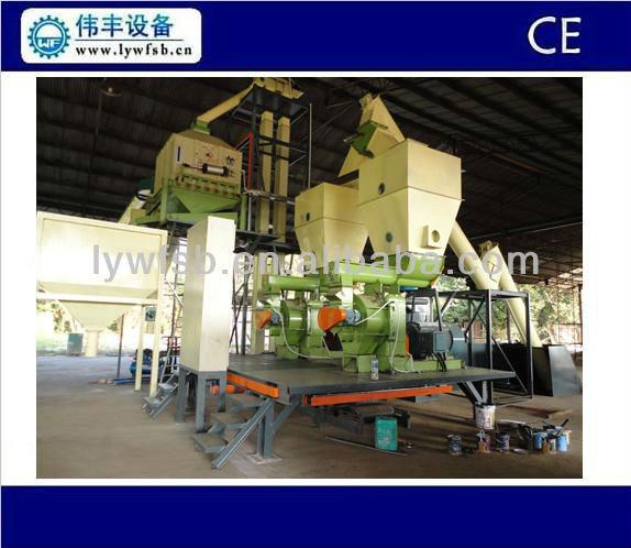 Wood pellet plant,Biomass wood pellet production line