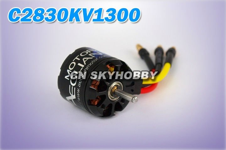 Aeolian C2830 KV1300 rc airplane brushless motor